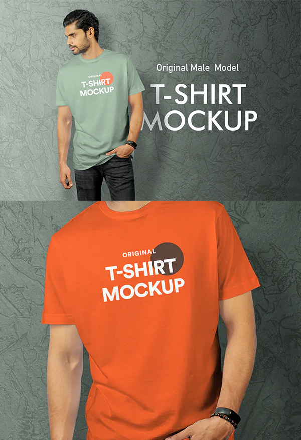 Best T-Shirt Mockup