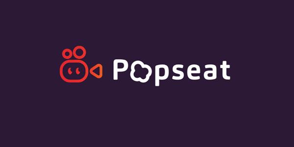 Logo - Popseat Brand Visual Identity by Renata Caraih