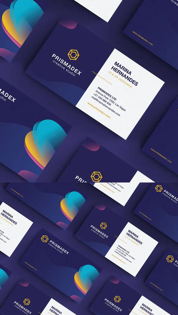 Creative Business Card Template - 11