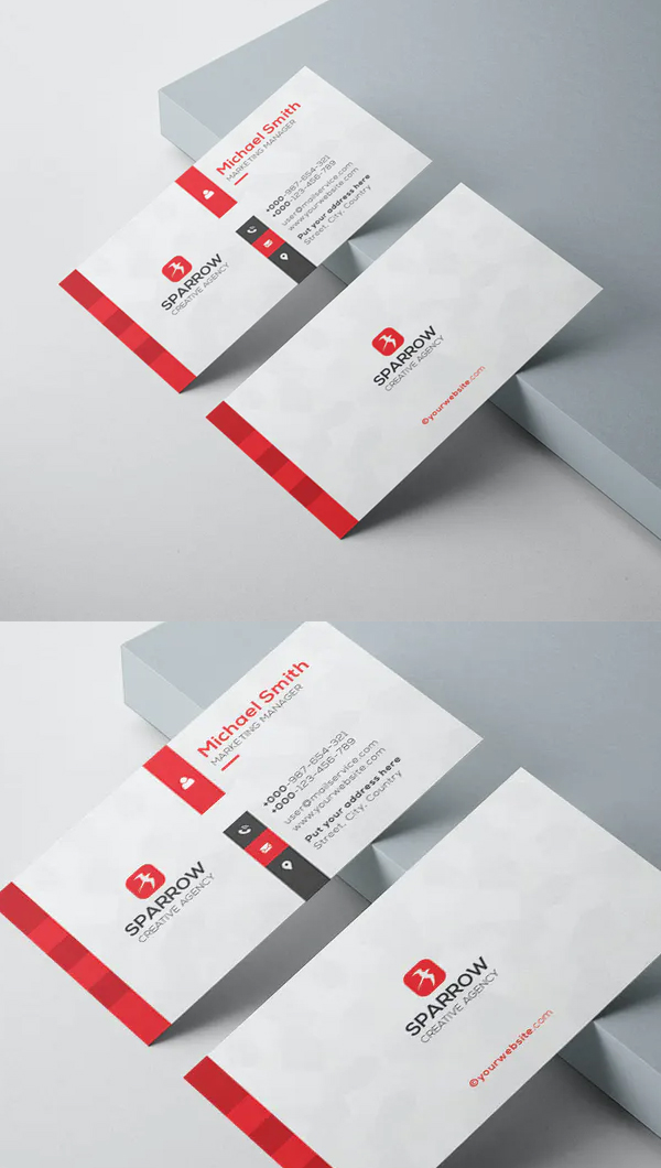 Creative Business Card Template - 12