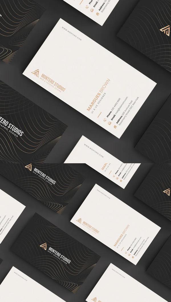 Creative Business Card Template - 13