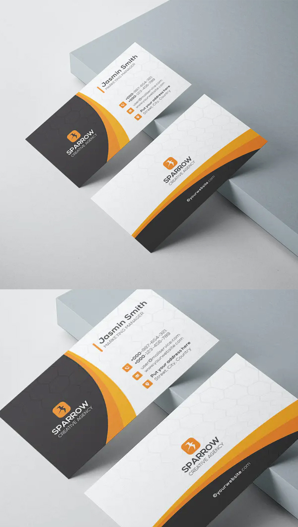 Creative Business Card Template - 14
