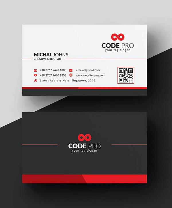 Creative Business Card Template - 16