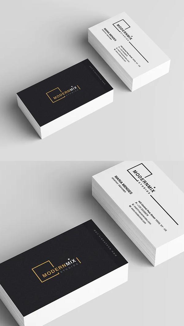 Creative Business Card Template - 21
