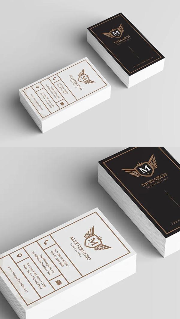 Creative Business Card Template - 23