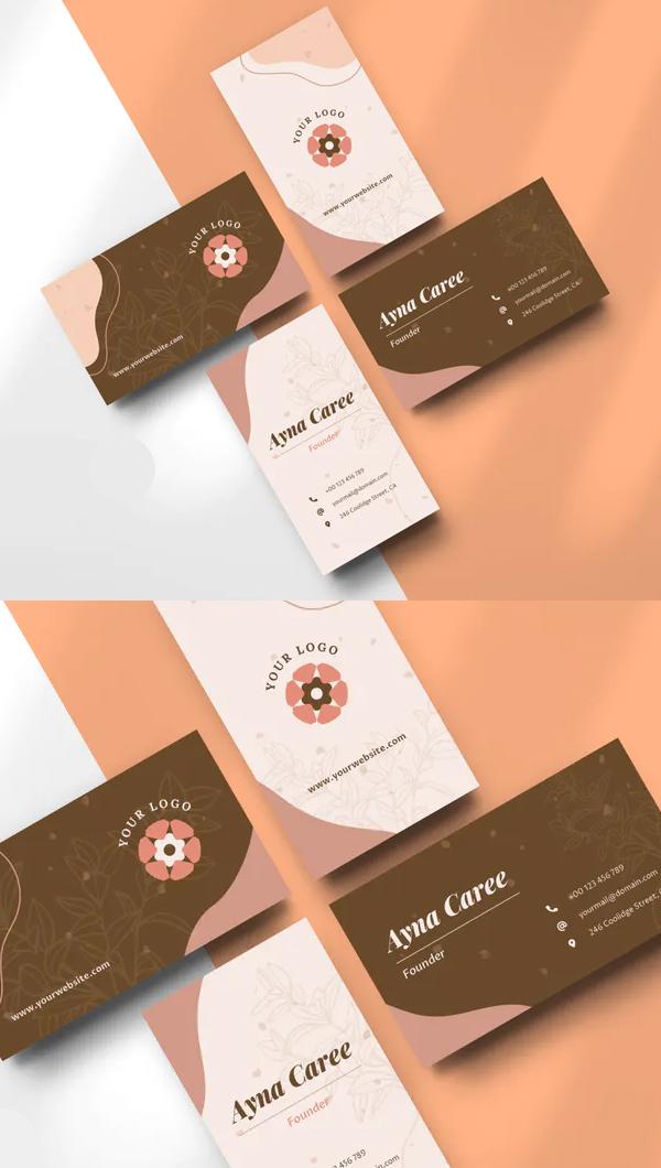 Creative Business Card Template - 24