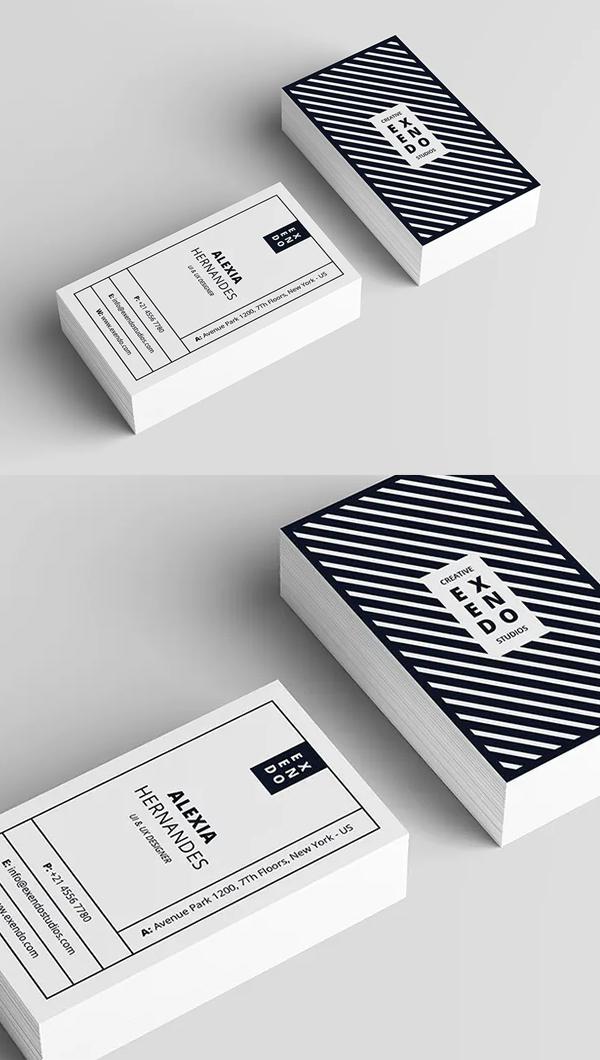 Creative Business Card Template - 26