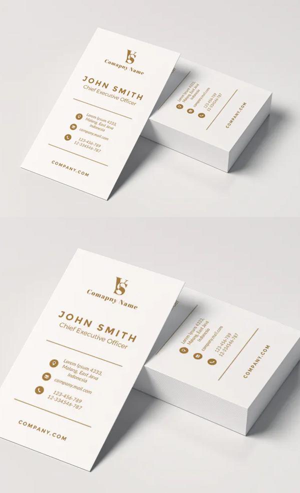 Creative Business Card Template - 29