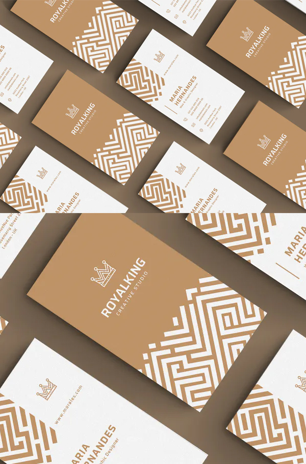 Creative Business Card Template - 3