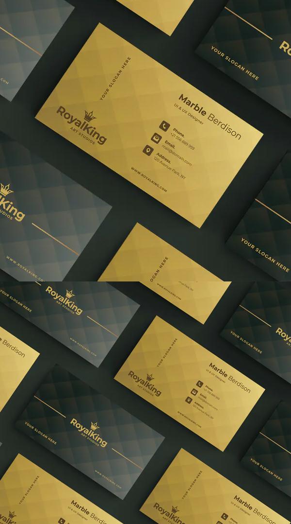 Creative Business Card Template - 30