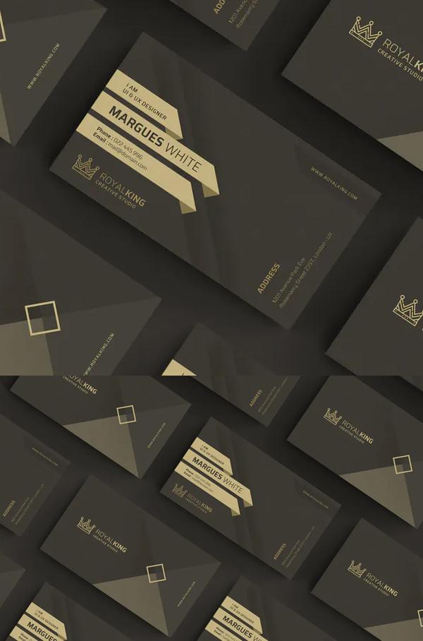 Creative Business Card Template - 4