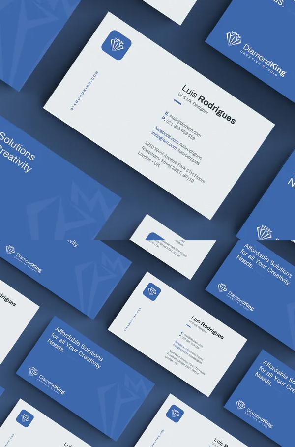 Creative Business Card Template - 5