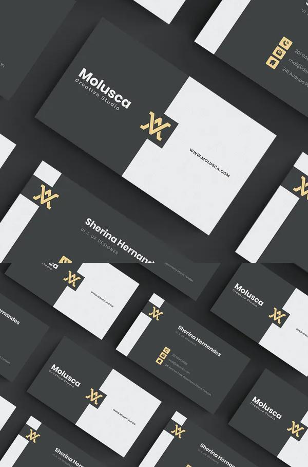Creative Business Card Template - 6