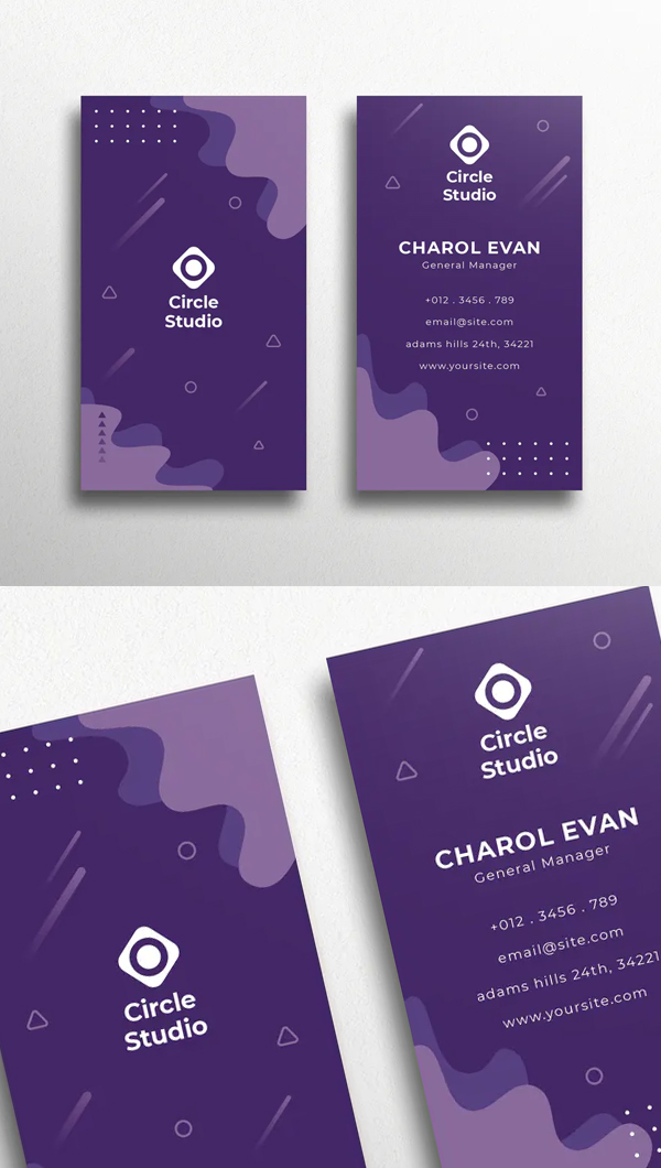 Creative Business Card Template - 7