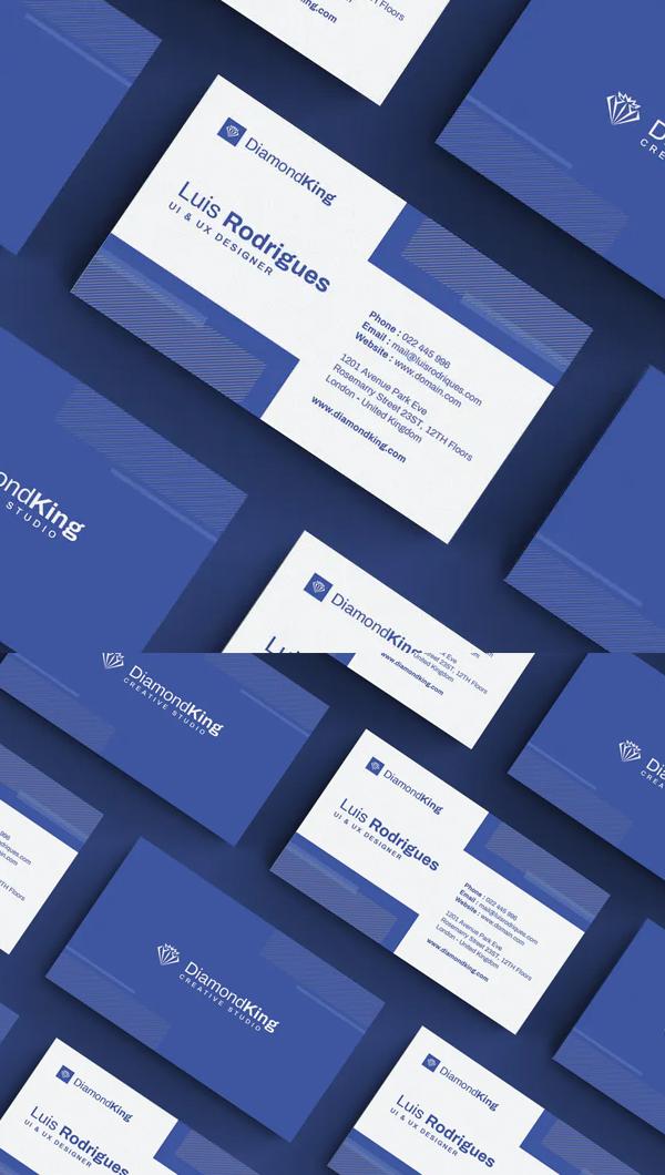 Creative Business Card Template - 8