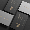 Post thumbnail of 25 Creative Business Card Templates Design