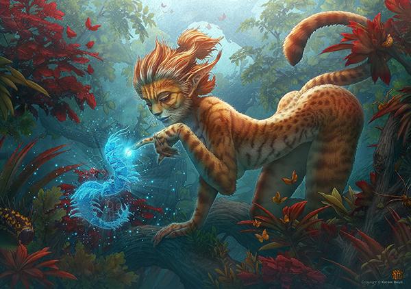 Amazing Digital Illustrations By Kerem Beyit - 16