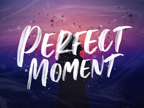 Perfect Moment Handwritten Free Hipster Font