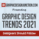 Post thumbnail of Graphic Design Trends 2021 Designers Should Follow