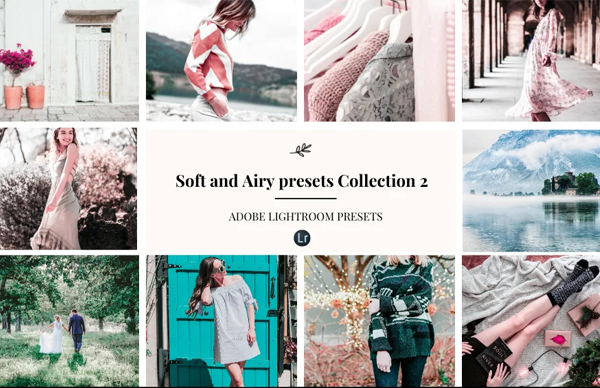 Soft and Airy Presets Collection