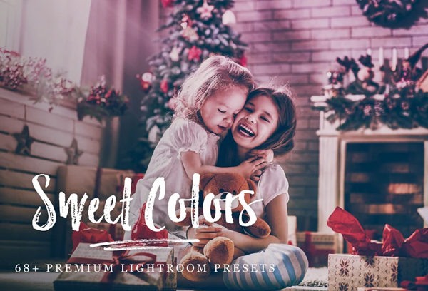68+ Sweet Colors Lightroom Presets