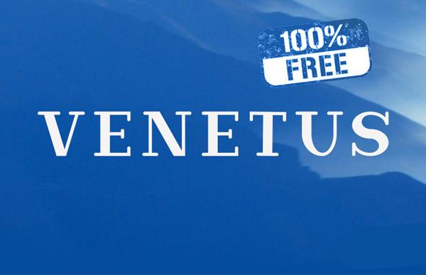 Venetus Free Font
