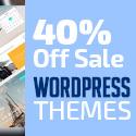 Post Thumbnail of 40% OFF Sale On Premium WordPress Themes