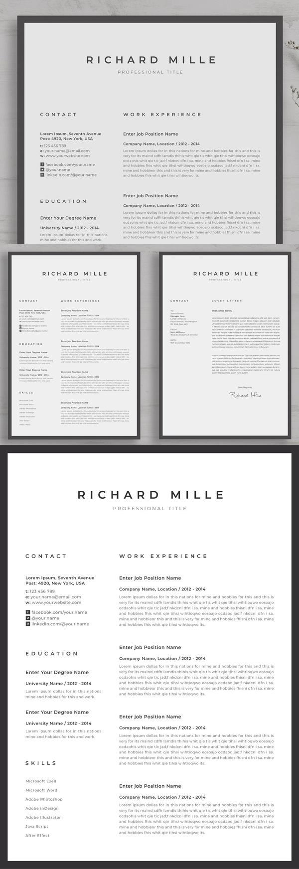 Perfect Resume / CV