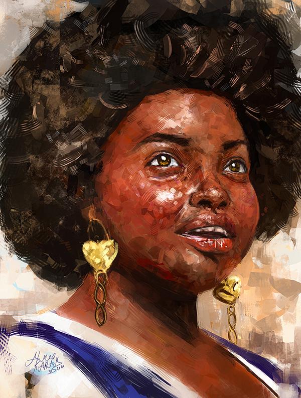 Amazing Digital Painting Art by Ahmed Karam - 11