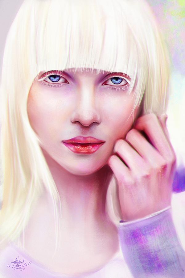 Amazing Digital Painting Art by Ahmed Karam - 21