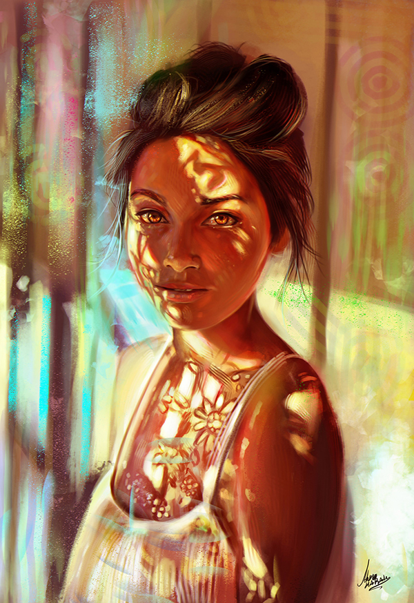 Amazing Digital Painting Art by Ahmed Karam - 23