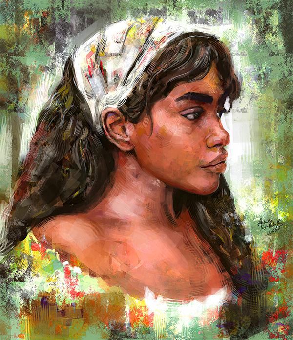 Amazing Digital Painting Art by Ahmed Karam - 3
