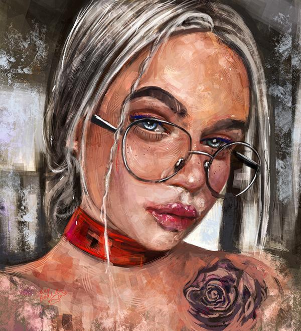 Amazing Digital Painting Art by Ahmed Karam - 7