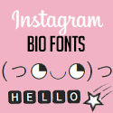 Post Thumbnail of Top Instagram bio fonts generators that help you stand out and get followers
