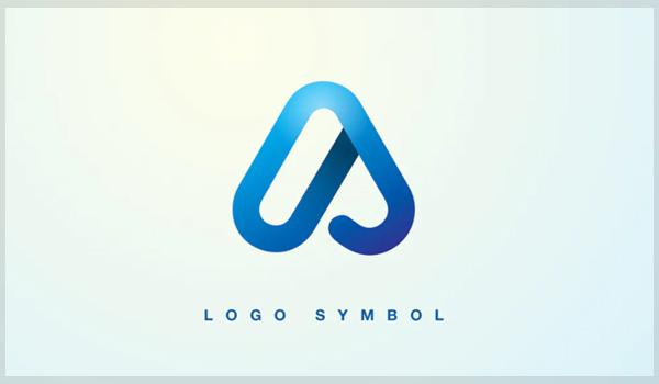 Creative A Letter Logo Design Template