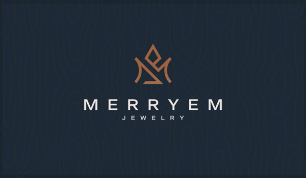 Merryem Jewelry Logo Design by Aditya Dwi
