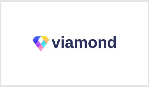 Modern V letter Logo for vaimond by GFXhouse