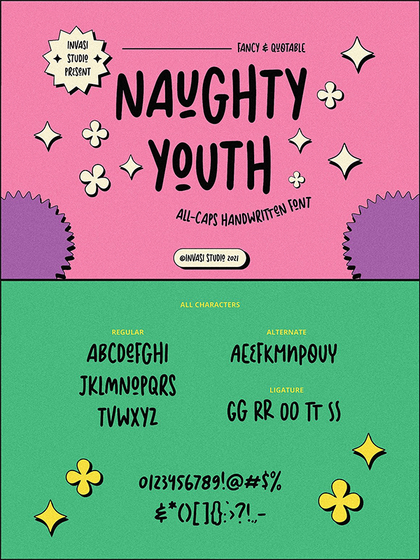 Naughty Youth | Quotable