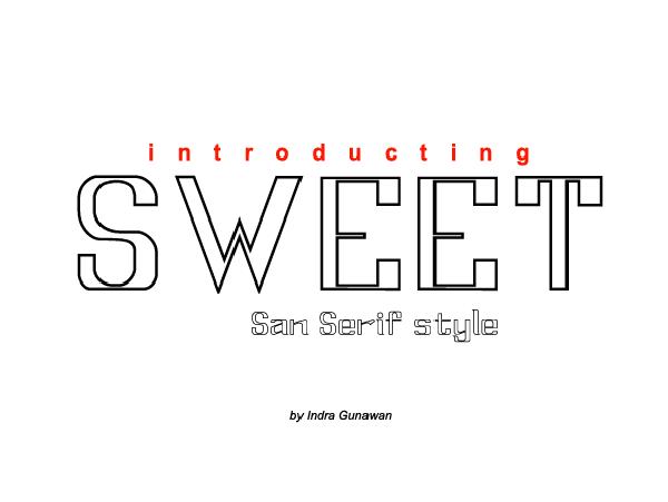 Sweet Free Font