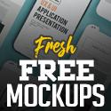 Post thumbnail of Fresh Free Mockup: 26 Hi-Qty MockUps For Designers