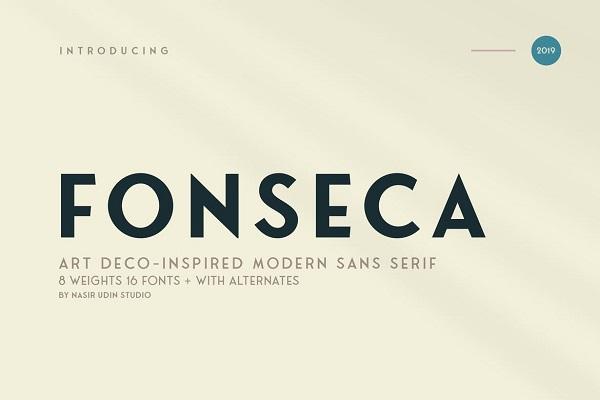 Fonseca Font