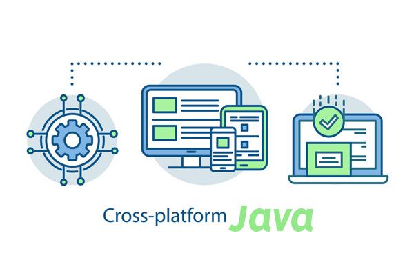 Java is a cross-platform