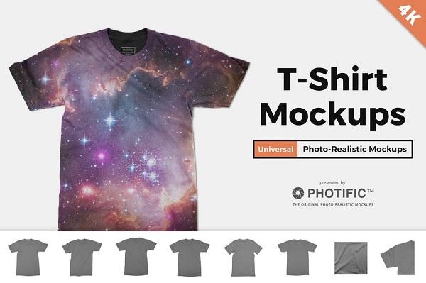 T-Shirt Mockups Font