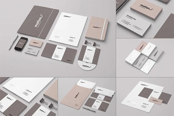 Motion Branding Print Pack