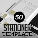 Post Thumbnail of 50 Professional Corporate Branding / Stationery Templates Design