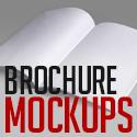 Post thumbnail of Realistic Brochure Mockups (20+)