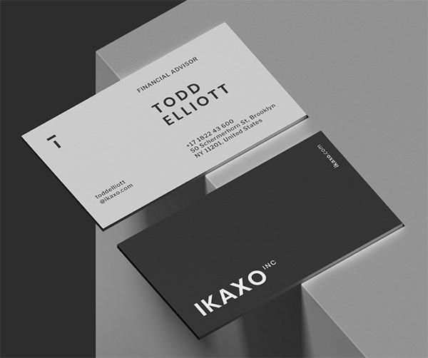 Professional Business Card PSD Templates (26 Print Design)