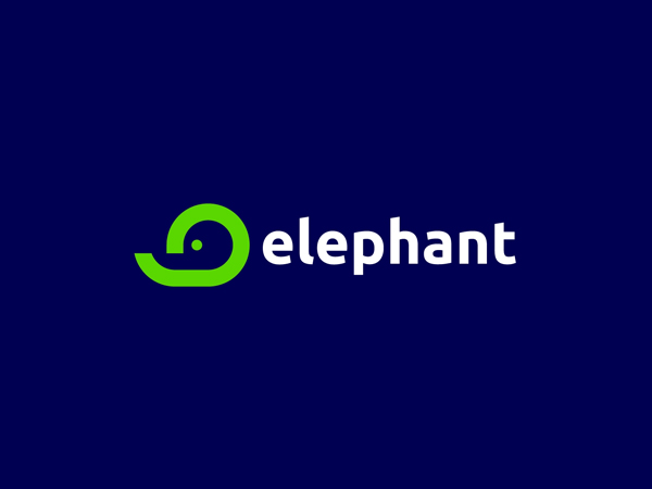 Elephant Logo Design For Branding by MD ALAMIN Free Font