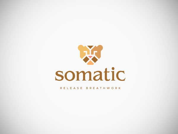 Somatic Release Breathwork by Casign Free Font