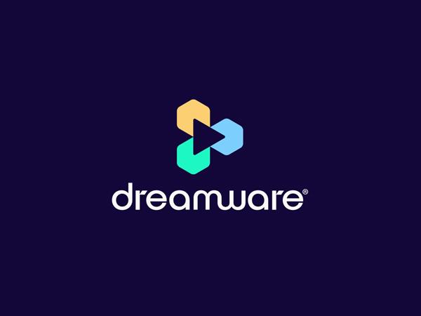 Dreamware Logo by Vivek Kesarwani Free Font